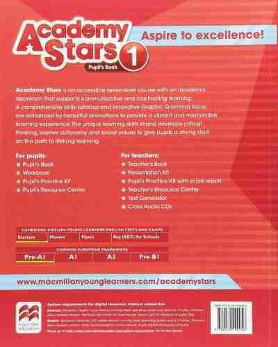 Academy Stars Pupils Book 1