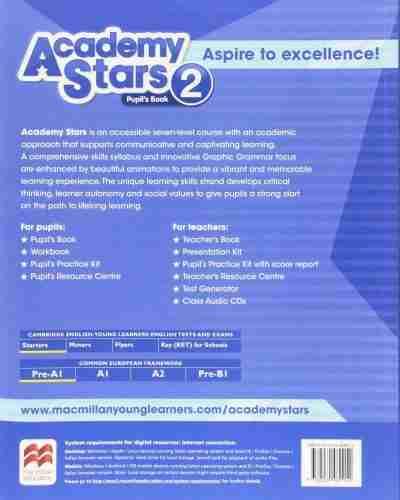 Academy Stars Pupils Book 2