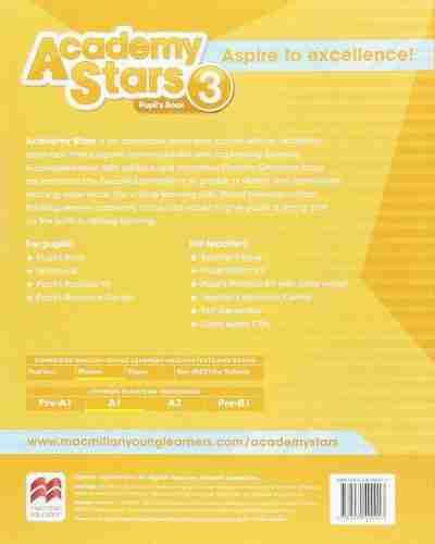 Academy Stars Pupils Book 3