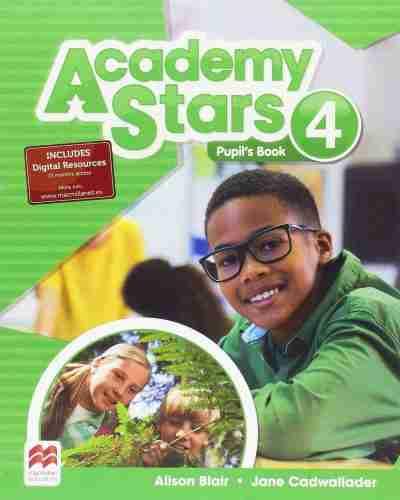 academy stars pupil books 4