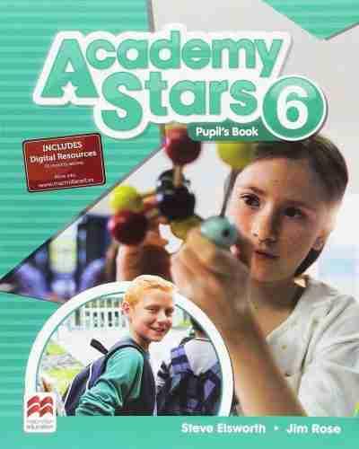 Academy Stars pack (sbk + wbk) 6