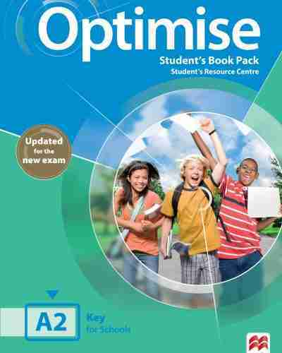 Optimise book a2