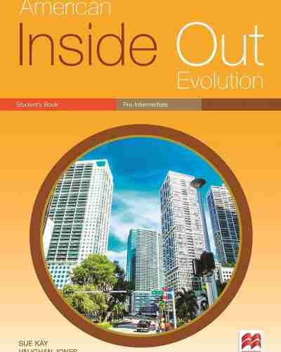 American Inside out Evolution pre-intermediate sbk