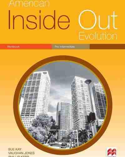 American Inside out Evolution pre-intermediate pack ( sbk  y wbk )