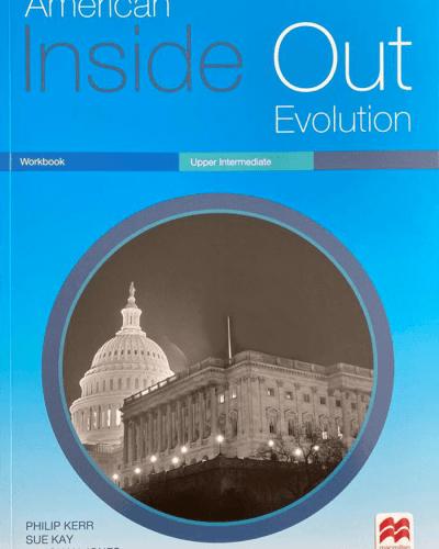 American Inside Out Evolution Upper Intermediate pack ( sbk y wbk )
