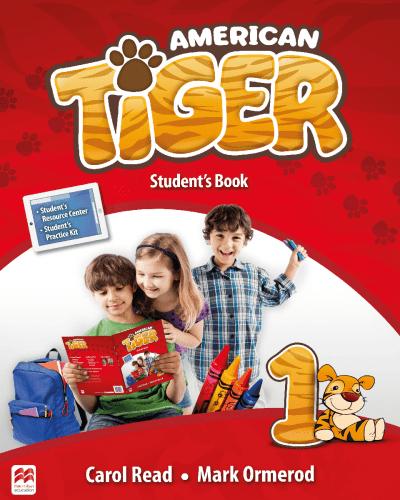 American Tiger pack (sbk + wbk) 1