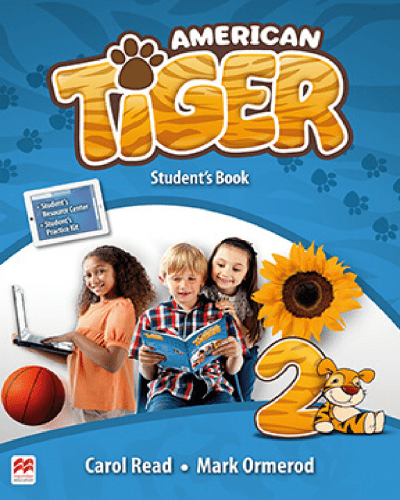 American Tiger Students Book 2