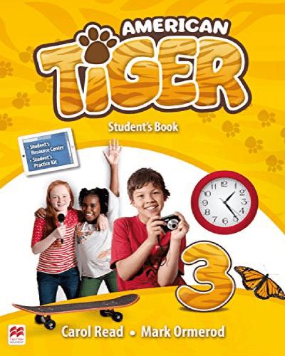 American Tiger pack (sbk + wbk) 3