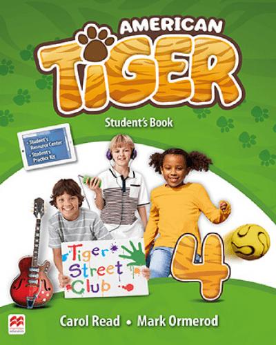 American Tiger pack (sbk + wbk) 4