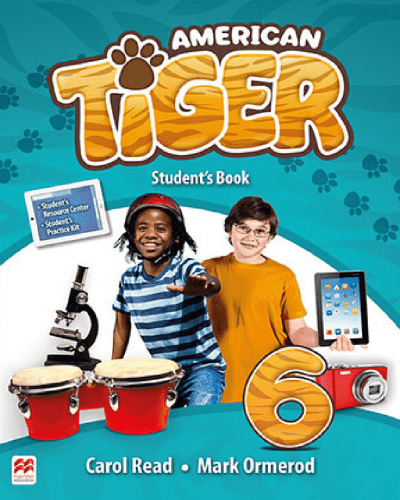 American Tiger Pack (sbk + wbk) 6