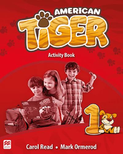 American Tiger Activity Book 1