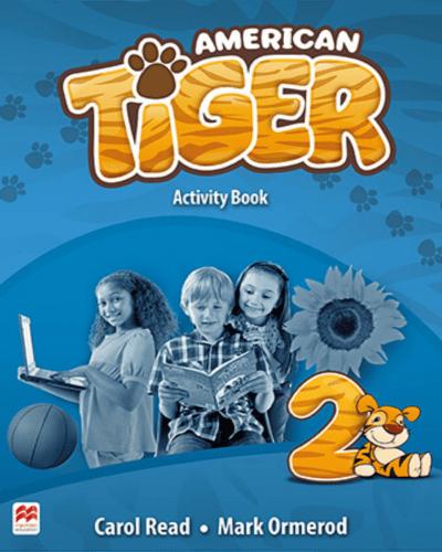 American Tiger Activity Book 2
