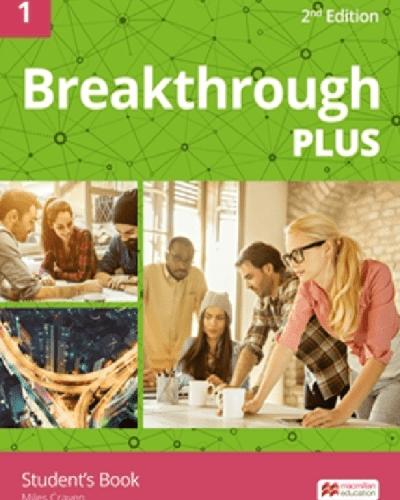 Breakthrough Plus 2nd Ed 1 sb dsb pk