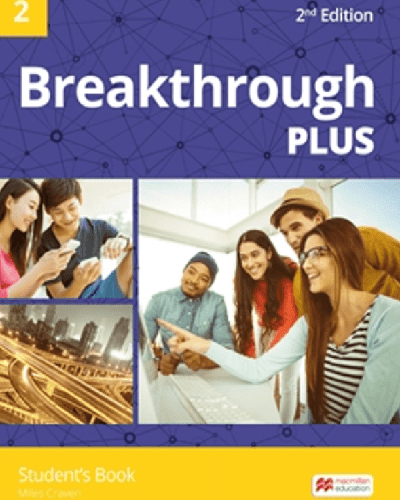 Breakthrough Plus 2nd Ed 2 sb dsb pk