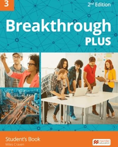 Breakthrough Plus 2nd Ed 3 sb dsb pk