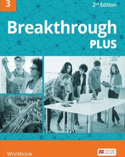 Breakthrough Plus 2nd Ed. Pack (sbk + wbk ) 3
