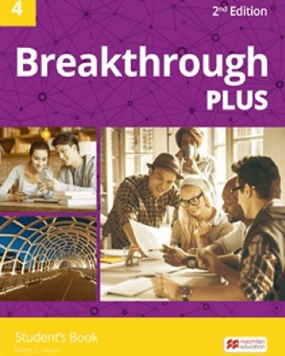 Breakthrough Plus 2nd Ed 4 sb dsb pk