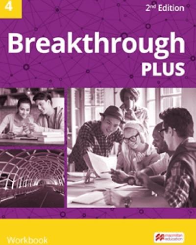 Breakthrough Plus 2nd Ed. Pack (sbk + wbk ) 4