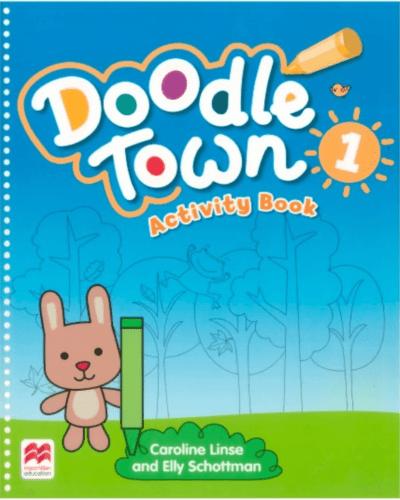 Doodle Town Pack ( sbk + wbk ) 1