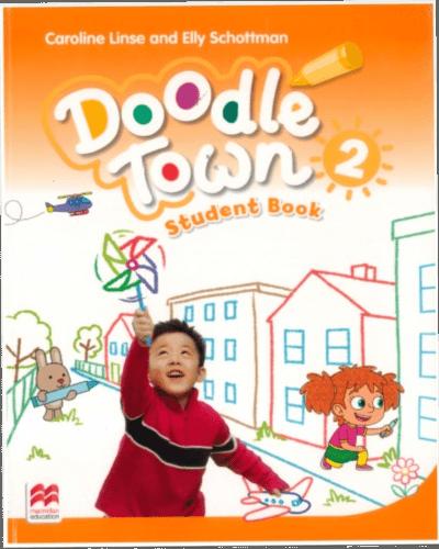 Doodle Town Pack ( sbk + wbk ) 2