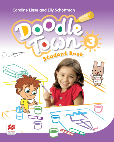 Doodle Town Pack ( sbk + wbk ) 3