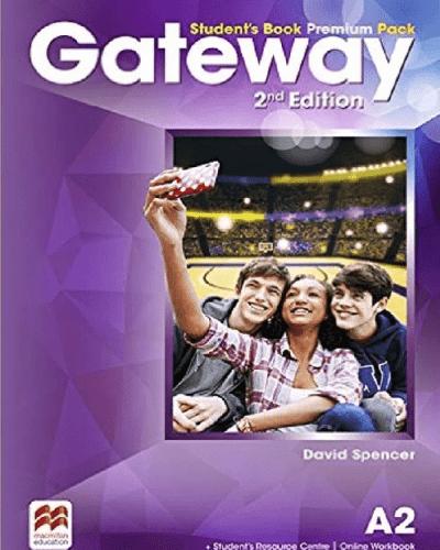 Gateway 2nd Edition student Book Premium a2