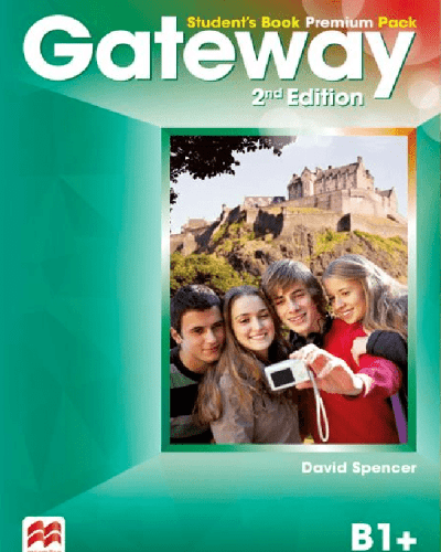 Gateway 2nd Edition student Book Premium b1+