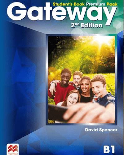 Gateway 2nd Edition student  Book Premium b1