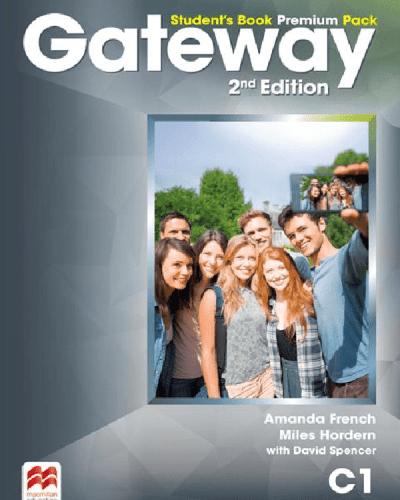 Gateway 2nd Edition student Book Premium c1
