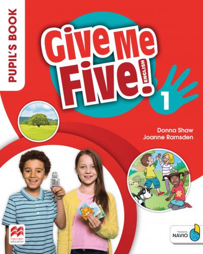 Give Me Five Pupil Book basics 1