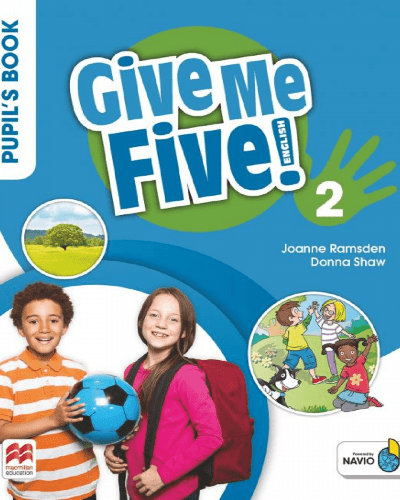 Give Me Five Pupil Book 2