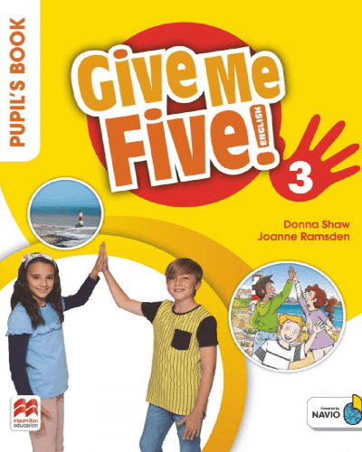 Give Me Five Pupil Book 3