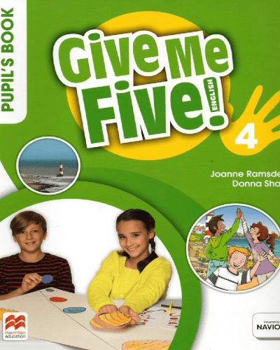 Give Me Five Pupil Book 4
