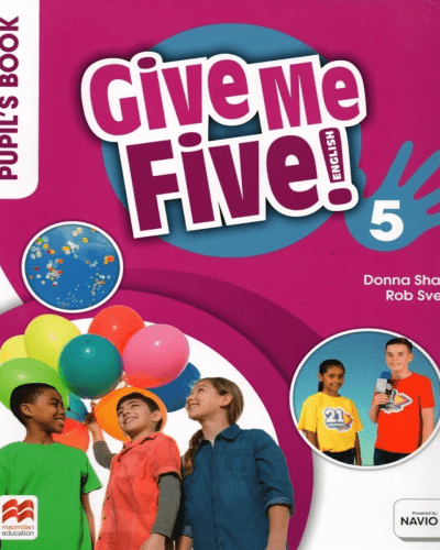 Give Me Five Pupil Book 5