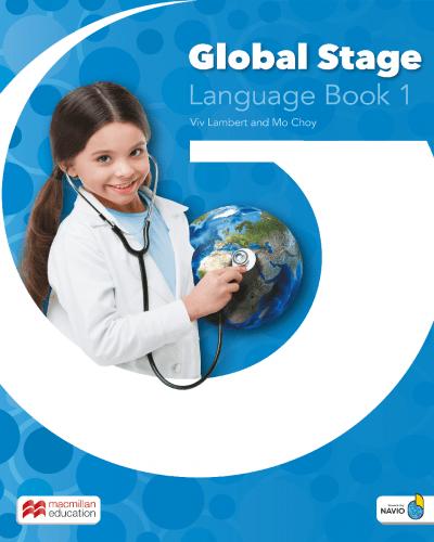 Global Stage Level 1 Lb And Lang.B.With Navio App