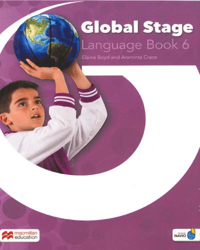 Global Stage Level 6 Lb And Lang.B.With Navio App