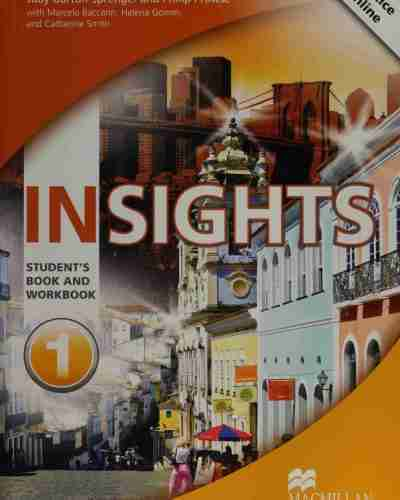 Insights Students book 1