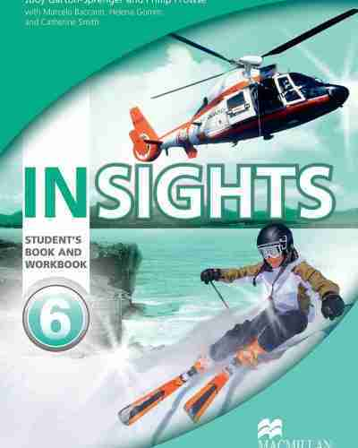Insights Students book 6