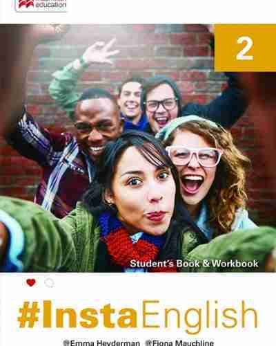 Insta English Students book 2(new)