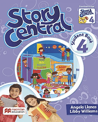 Story Central 4 pack ( sbk + wbk )