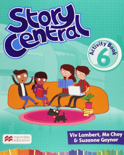 Story Central 6 pack ( sbk + wbk )