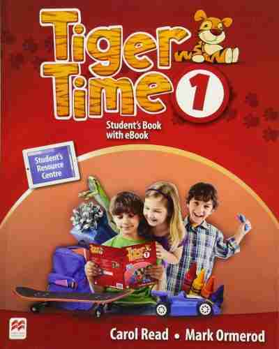 Tiger time students book 1 + eBook
