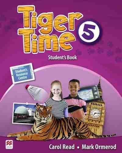 Tiger time students book 5 + eBook