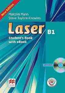Laser B1 Sb With Cdrom + Mpo + Ebook Pk 3Rd ed.