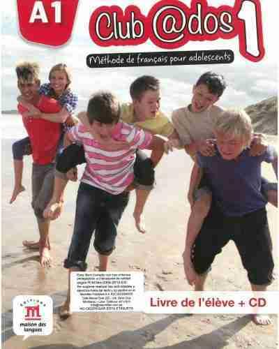 Club @dos 1 Libro del Alumno + CD