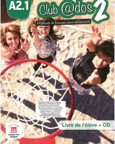 Club @dos 2 Libro del Alumno + CD