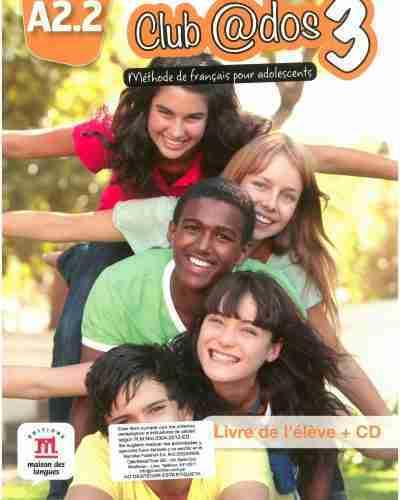 Club @dos 3 Libro del Alumno + CD