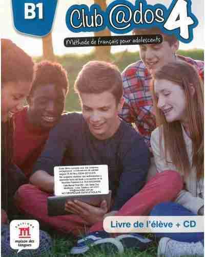 Club @dos 4 Libro del Alumno + CD
