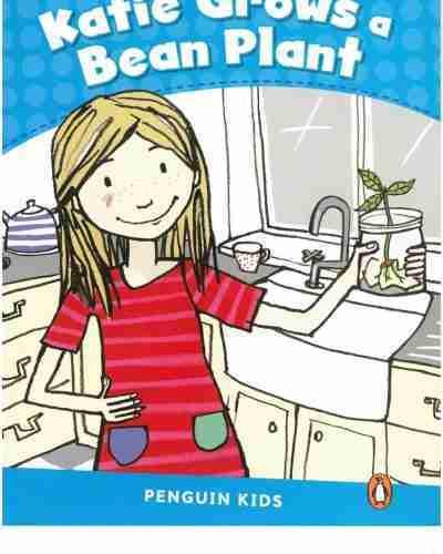 Katie a grown a Bean plant