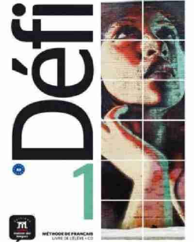 Défi 1 – libro del alumno + CD 1er Trim 2018